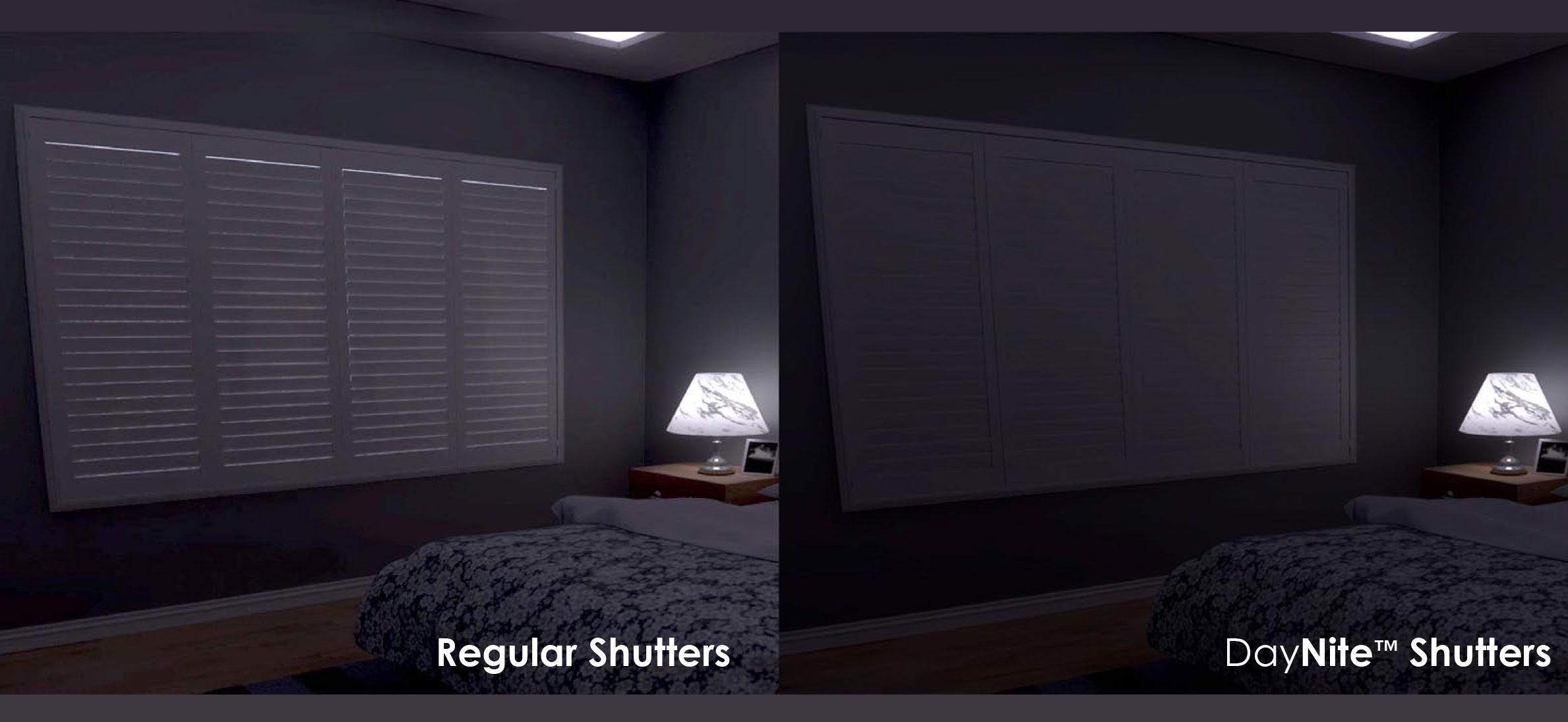 DayNite Shutter