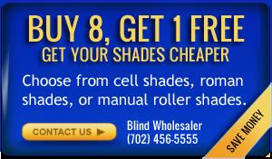 Shades Buy 8, Get 1 Free